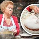 Como hacer un bizcocho de maíz | Receta fácil de bizcocho para intolerantes al gluten de Güela Pepi  Mi receta de cocina