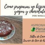 Como hacer un bizcocho de yogur y chocolate Mi receta de cocina