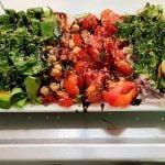 Cómo hacer una ensalada rápida y sana  - ensalada saludable - como hacer ensalada de aguacate