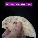 🧞♂️Con sólo dos ingredientes! Fajitas fáciles sin gluten y sin lactosa 🌮🌮💃súper salvadoras!!!  Mi receta de cocina