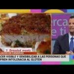El Dr. Manuel Hernández Guerra habla sobre celiaquía en TVE  Mi receta de cocina