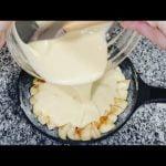 El pastel se prepara en 10 minutos y sin horno, en sarten | @Recetas faciles  Mi receta de cocina