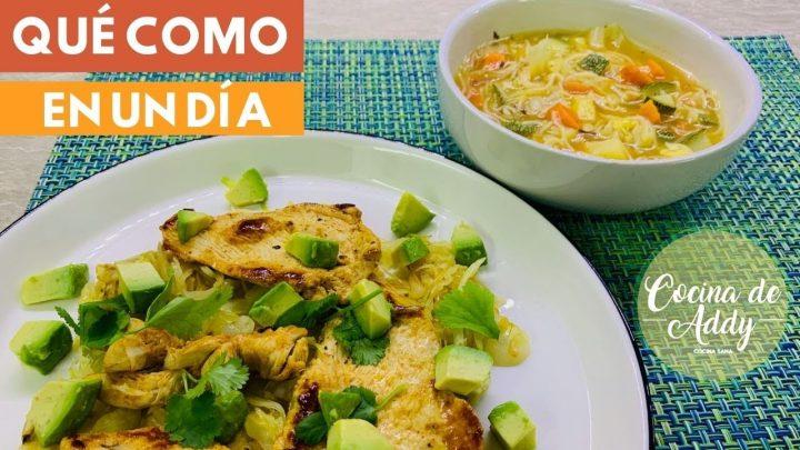 En 20 minutos la Comida esta Lista! Fácil, Sana y Rendidora 2 RECETAS SALVADORAS | Cocina de Addy