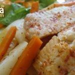 Filete de Pescado al Tajin RECETAS DE COMIDA SALUDABLE para diabetes, colesterol, hígado graso