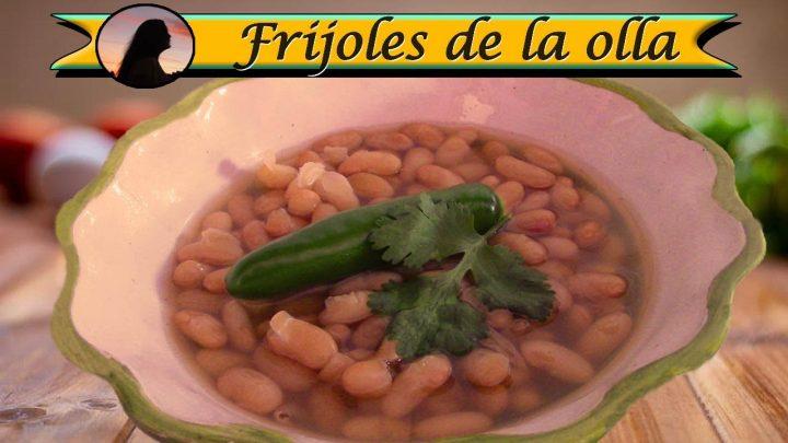 Frijoles de la olla / Recetas de cocina deliciosas y saludables En Español 2021 || Alis Rous