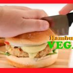 🔴 HAMBURGUESA VEGANA 🍔 | Cómo hacer HAMBURGUESA VEGANA【COCINA FACIL】 #vegano #hamburguesavegana