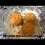 Hamburguesa vegana soja texturizada sin gluten    las recetas de Gon  Mi receta de cocina
