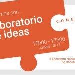 II Encuentro de Docentes ProFuturo Día 1 - Laboratorio de Ideas Sesión 1