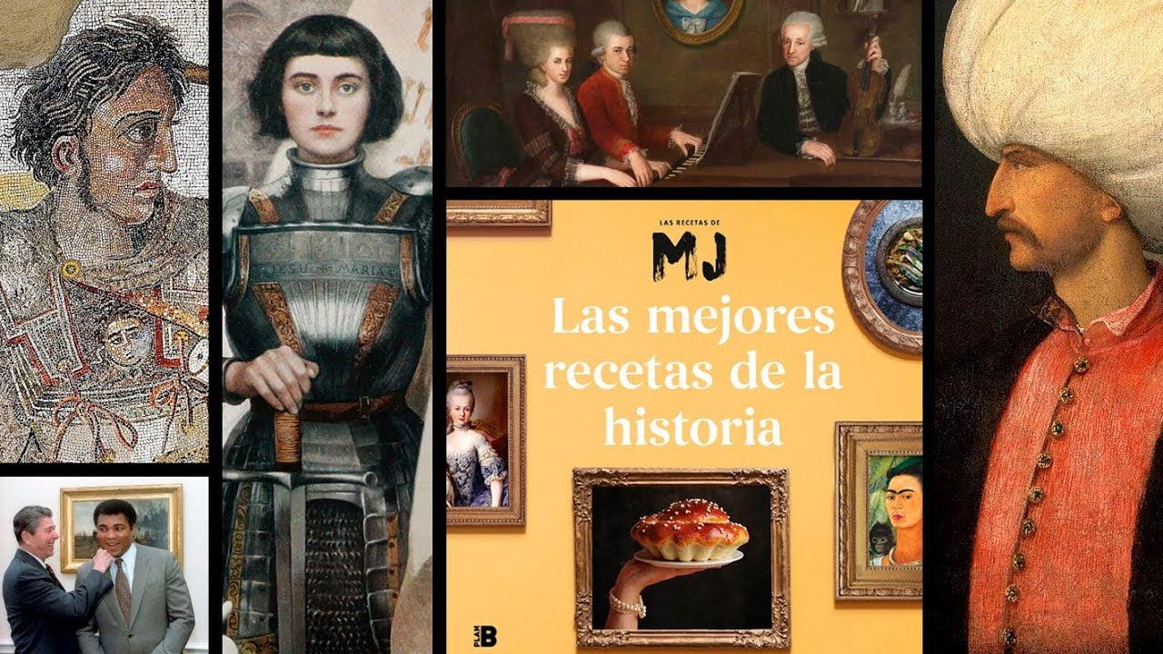 LAS MEJORES RECETAS DE LA HISTORIA | De Alejandro Magno a Frida Kahlo