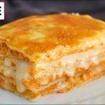 LASAÑA de pollo y queso (🔴 directo)  Mi receta de cocina