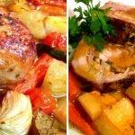 LOMO DE CERDO RELLENO AL HORNO | Recetas de Cocina