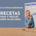La Buena Cocina - 900 recetas que siempre salen bien ¡Nuevo libro de Karlos Arguiñano! (Ed. Planeta)