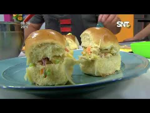 """La Cocina de LMCD: Receta del día """"Tortuguitas con nativo"""""""