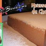 🧑🍳 Mi receta  cocina narrada 🙄 por una EXPERTA EN MAQUILLAJE. 🍫 Mousse Cake de Chocolate.