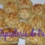 PANELLETS de PIÑONES  (PINION PANELLETS) -  La Repostería de Paqui -  Mi receta de cocina