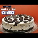 PASTEL DE OREO SIN HORNEAR - OREO CHEESECAKE - receta facil  Mi receta de cocina