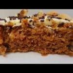 PASTEL DE ZANAHORIA SIN GLUTEN🥕🥕 Mi receta de cocina