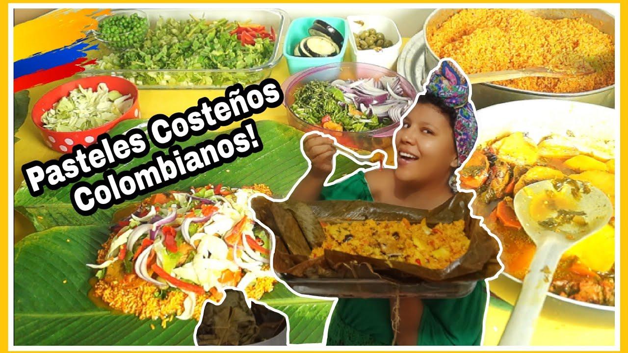 PASTELES DE ARROZ RECETA REAL PASO A PASO / Cocina Con Nelu