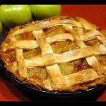 PAY DE MANZANA receta fácil - tarta de manzana - apple pie recipe - Kuchen de Manzana Casero  Mi receta de cocina