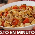 Pasta con Atun, Receta Facil, Rapida y Deliciosa | Katastrofa La Cocina
