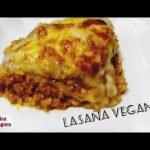 #Pastel 🎂de Lasaña🎇 Vegana y 🎈sin gluten.😋.😋sin lactosa😋.  Mi receta de cocina