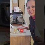 """Pastel de fresa de la línea de """"Pastel de lujo""""  Mi receta de cocina"""
