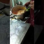 Postre serenito casero finalizado  Mi receta de cocina