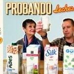 Probando y calificando leches de soya - Cocina Vegan Fácil