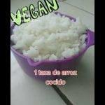 Queso de Garbanzos de La Cocina Vegan Fácil  #recetas #garbanzos #vegano