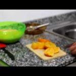RECETA DE BIZCOCHO DE MANDARINAS Y ALMENDRAS Mi receta de cocina