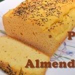 RECETA LOW CARB: PAN DE ALMENDRAS (KETO BREAD)  Mi receta de cocina