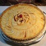 Receta Tarta de Manzana - Recetas de cocina, paso a paso, tutorial