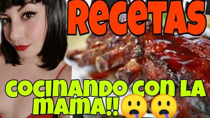 Receta costilla de cerdo !! Los boix en la cocina