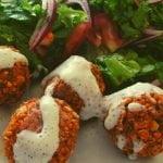 Receta de Falafel (albondigas de garbanzo) | La cocina de Bel