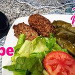 Receta de Quipe o Quipas - La Cocina de Doña Muñe