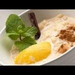 Receta de arroz con leche cremoso de Eva Arguiñano  Mi receta de cocina