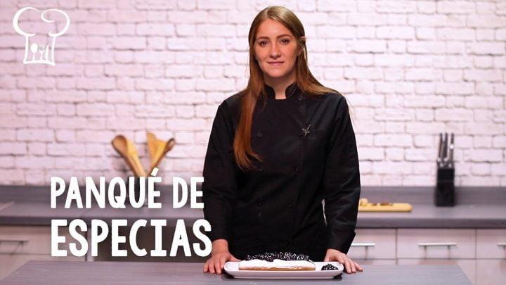Receta panqué de especias | Cocina Delirante