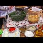 Recetas de Espinacas con garbanzos sin gluten y sin lactosa, como se hace  Mi receta de cocina