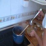 Risotto de Tomate Seco (Sin Gluten, Sin Huevo) Mi receta de cocina