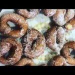 Rollitos de la Abuela Carmen (sin gluten y sin lactosa) - Recetas de la abuela.  Mi receta de cocina