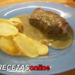 Salsa de Cabrales, Roquefort, queso azul - Receta de cocina RECETASonline