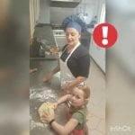 Saquitos de verduras y pollo. Cocina facil, sana y saludable. Cocina con niños