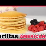 TORTITAS AMERICANAS FÁCILES Y ESPONJOSAS | PANCAKES | HOTCAKES | NatyGloss Cocina