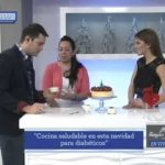 TVC Las Mañanas del5: recetas para que los diabéticos tengan una cena de Navidad saludable  Mi receta de cocina