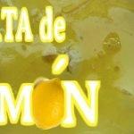 🍋 Tarta de Limón Thermomix® Fácil, Fresca y Rica 😋  Mi receta de cocina