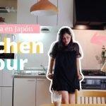 🏠Tour de mi Cocina -en Japón- aquí grabo las Recetas del canal!! | Auxy