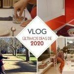 VLOG: Adiós 2020, hola 2021 | Mis outfits, menús y tradiciones de Nochebuena, Nochevieja y Año Nuevo