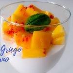 Yogurt griego vegano, saludable, fácil y económico/ solo 2 ingredientes