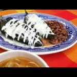 chiles rellenos de atún *ESPECIAL COMIDA SALUDABLE* #1 😛🤯😋