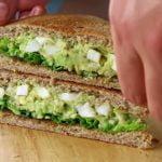 13 recetas saludables de sándwiches para bajar de peso 🏋️♂️ 2019